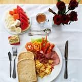 Hidangan sarapan