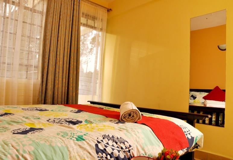 Kijani Apartment, Nairobi, Apartment, 1 Schlafzimmer, Zimmer