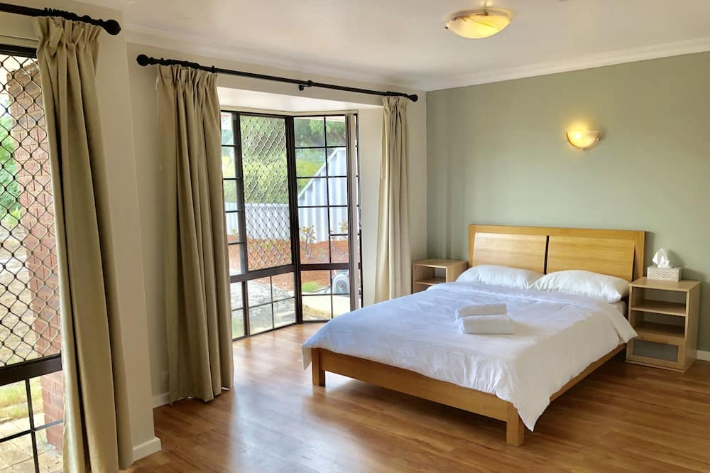 Maja, 1 lai voodi (Room A) - Esimene mulje