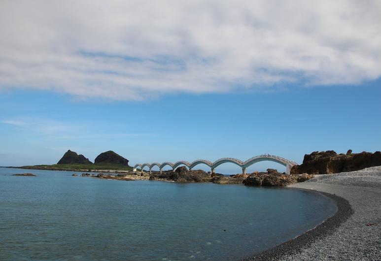 Tiin Tinn, Taitung, Plaj