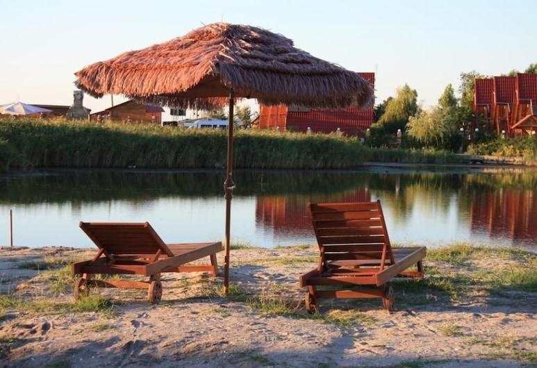 جولوبايا لاجونا هوتل, Kobleve, المنطقة المحيطة بالمنشأة