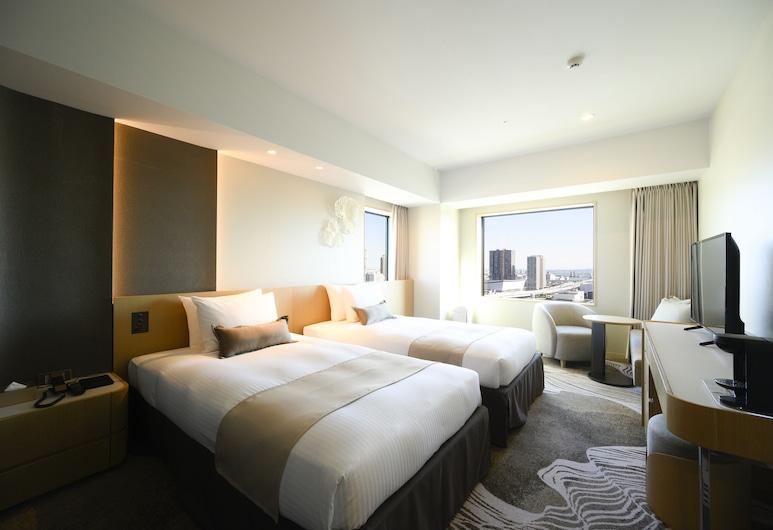 ホテル JAL シティ東京 豊洲, 江東区, デラックスツインプラスルーム(3名利用)禁煙, 部屋