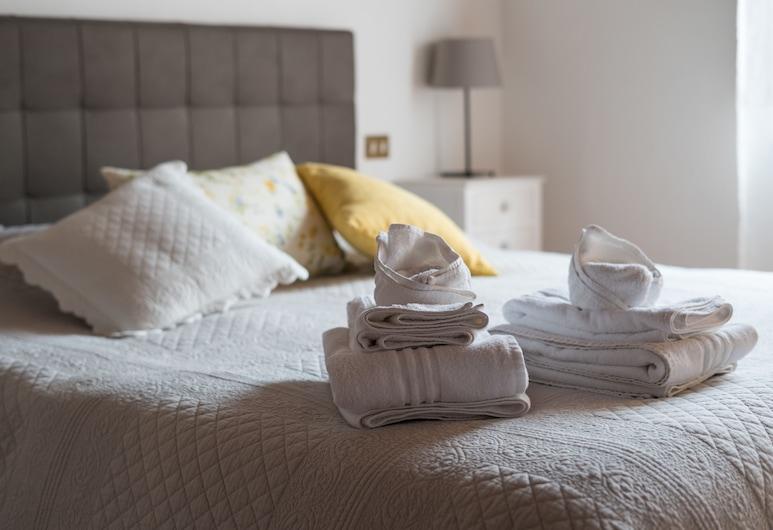 Borgo Terrosi, Sinalunga, Departamento, 2 camas Queen size, vista al patio, Habitación
