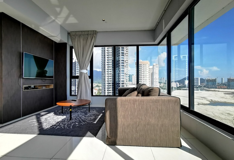 Family Suite Sunrise Gurney Penang, George Town