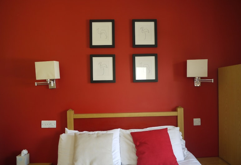 Shandon House Hotel, Richmond, Standard Double Room, Guest Room