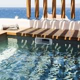 Honeymoon Suite, Private Pool, Sea View - Guest Room View