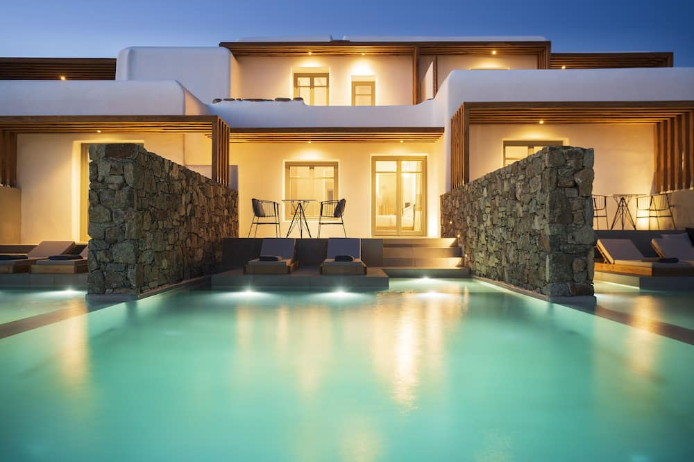 Deluxe Suite, Private Pool, Sea View - Private pool