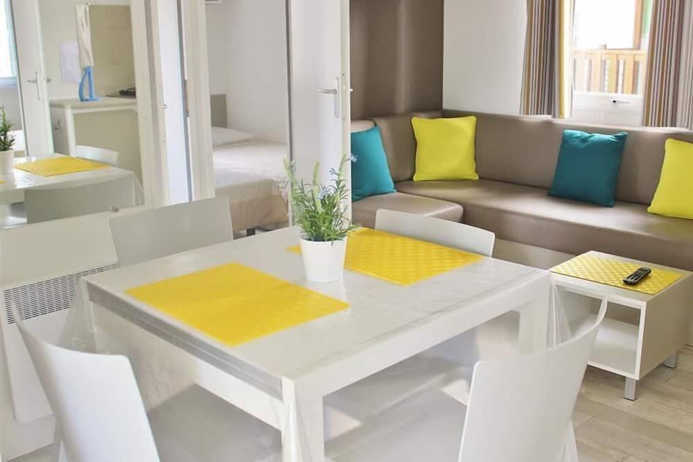 流動式房屋 (6 pers) - 客廳