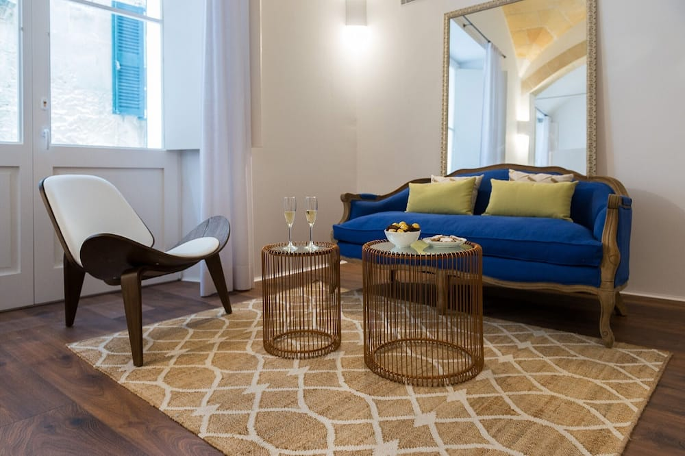 Suite Deluks - Ruang Keluarga
