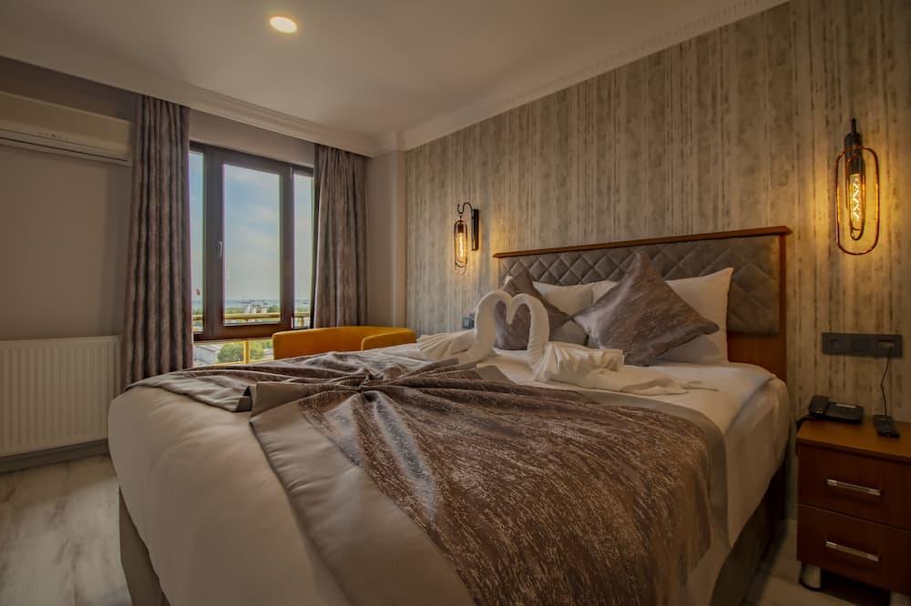 Double Room, Sea View - ビーチ / オーシャン ビュー