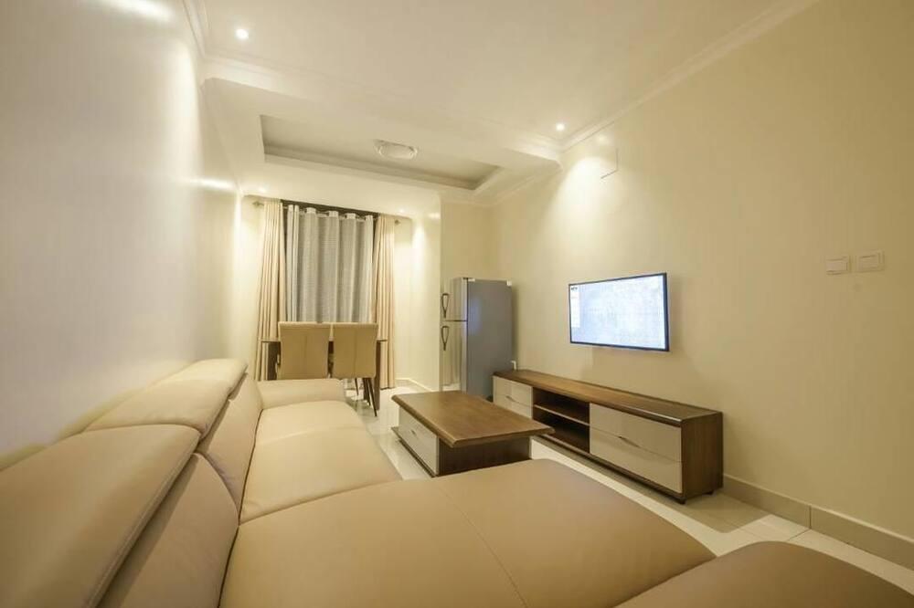Appartement, 1 slaapkamer, niet-roken - Woonruimte