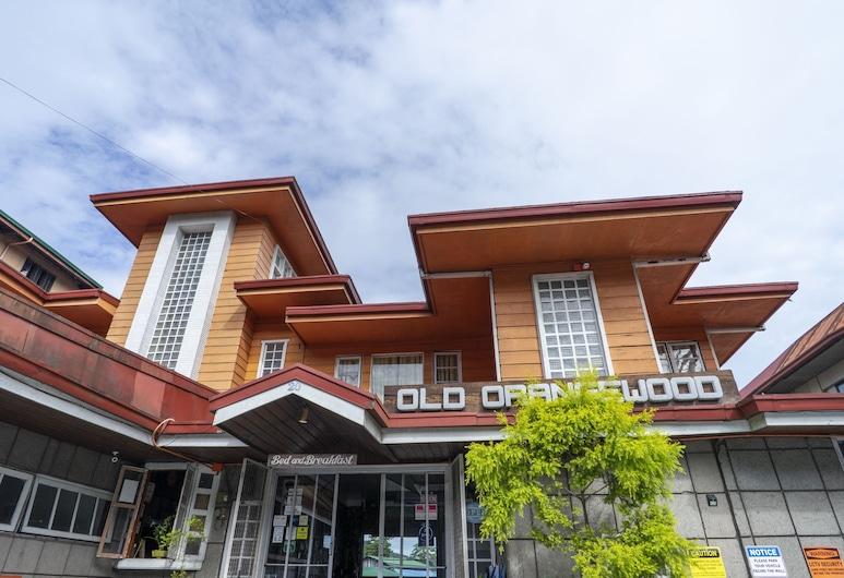 Old Orangewood Bed & Breakfast, Baguio, Hótelframhlið