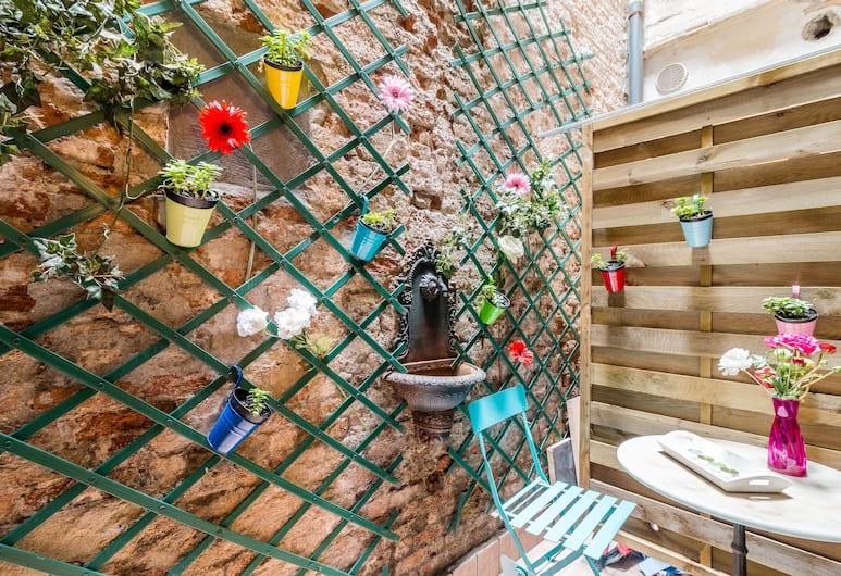 리알토 다리 근처에 위치한 플라워리 코트 , 베네치아, 아파트, 침실 1개, 발코니