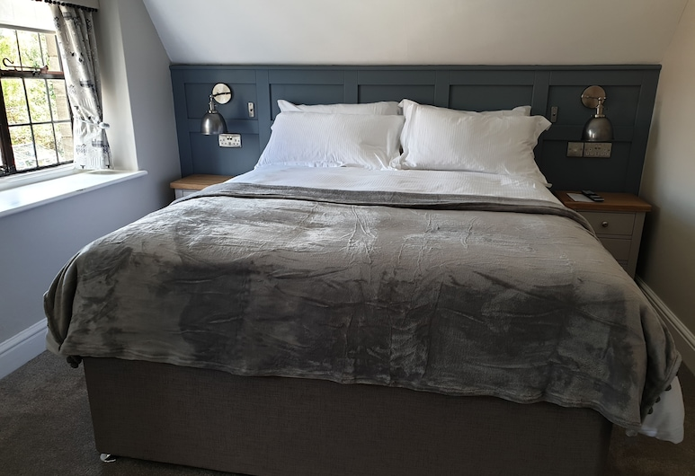 The Old New Inn, Cheltenham, Standard Double Room, Ensuite, Courtyard View, Guest Room