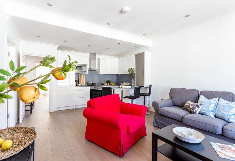 Gloucester Terrace by Lime Street, Londen, Appartement, 2 slaapkamers, Woonruimte