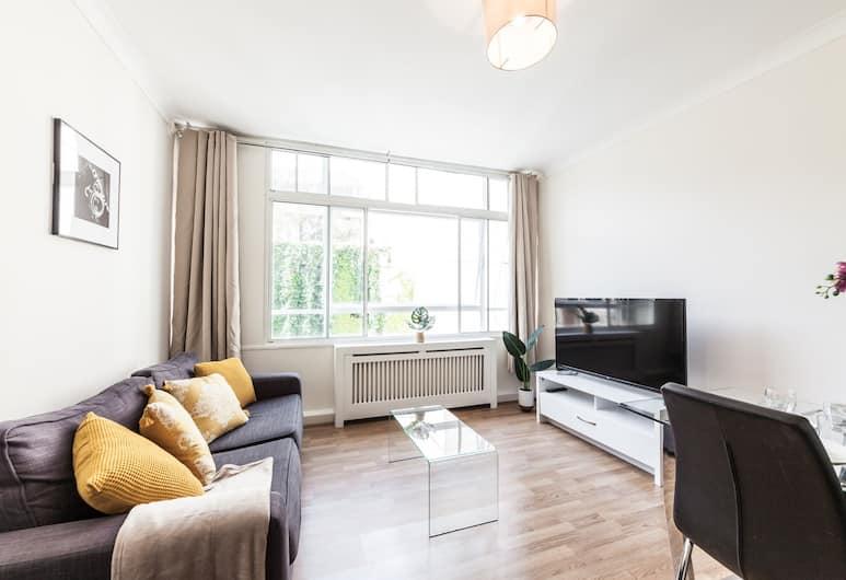 Oxford Circus - Soho Apartment, London, Külaliskorter ((156) Portland), Elutuba