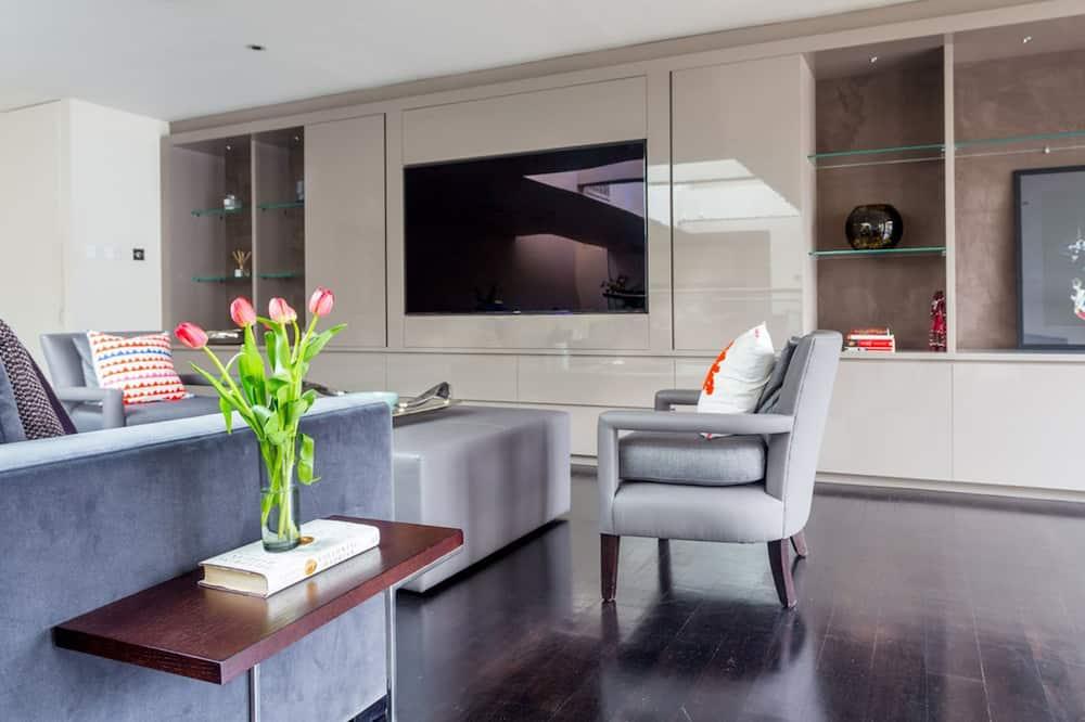 Huis, 3 slaapkamers - Woonruimte