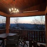Вілла категорії «Комфорт», з видом на гори - Тераса/внутрішній дворик