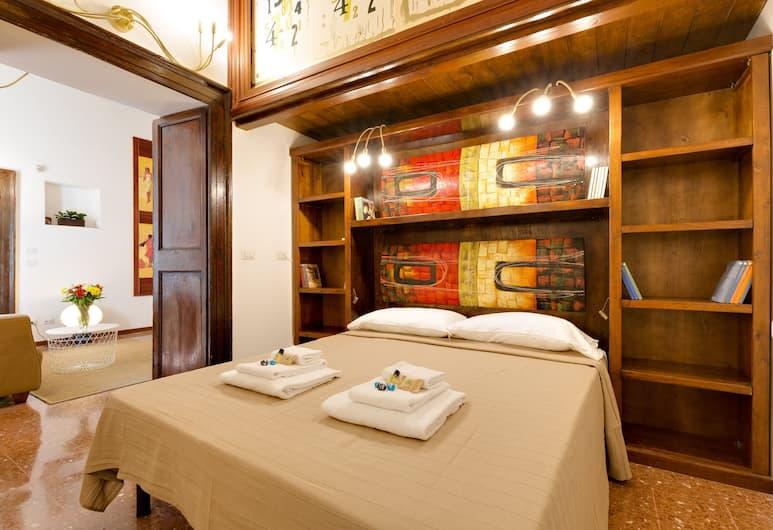 Rome as you feel - Prefetti, Roma, Appartamento, 1 camera da letto, Camera