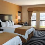 Classic Room, 1 King Bed, River View - Guest Room