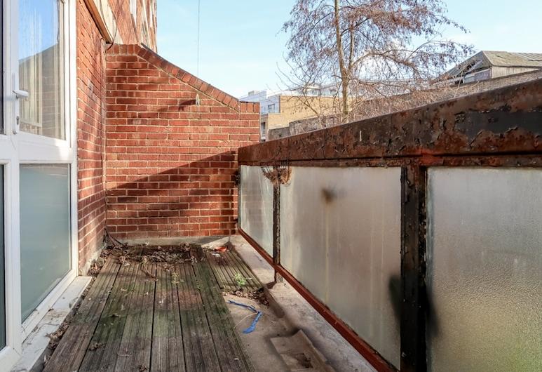 Elland House Deluxe Guest Room, London, Doppelzimmer, Gemeinschaftsbad, Balkon