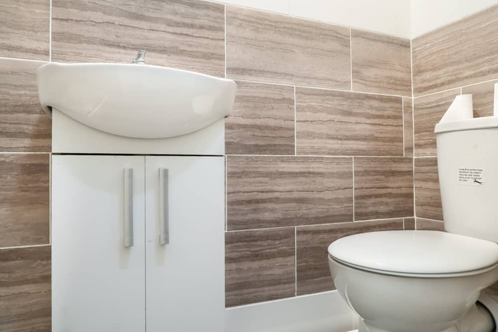 Doppelzimmer, 1 Doppelbett - Badezimmer