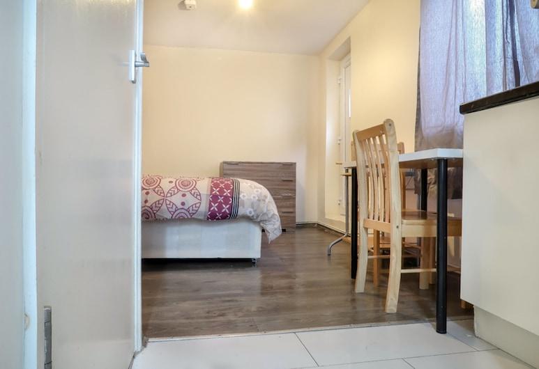 Portway Deluxe En Suite Room, Londonas, Dvivietis kambarys, 1 standartinė dvigulė lova, Kambarys