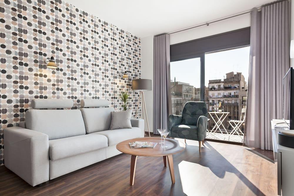 Lägenhet - 2 sovrum - 2 badrum - Bild