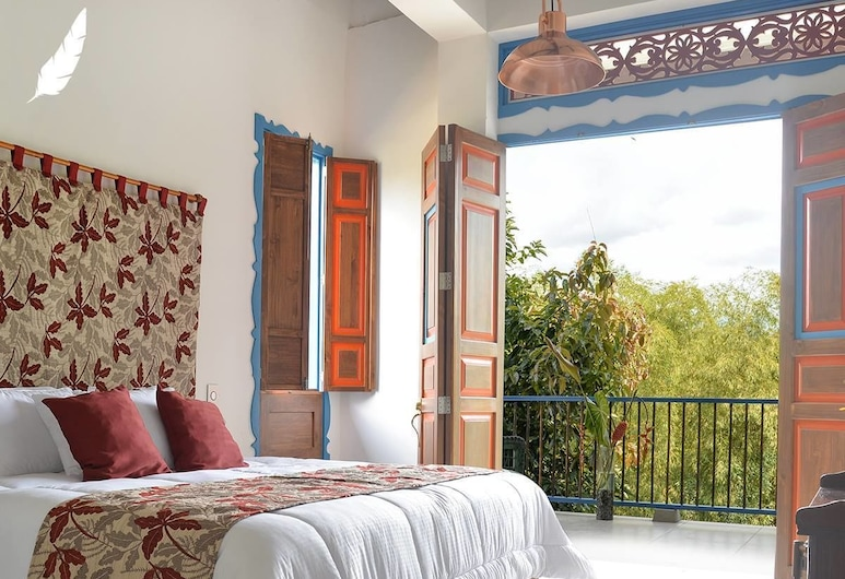 Balsora Hotel Boutique, La Tebaida, Deluxe Room, 1 King Bed, Non Smoking, Guest Room