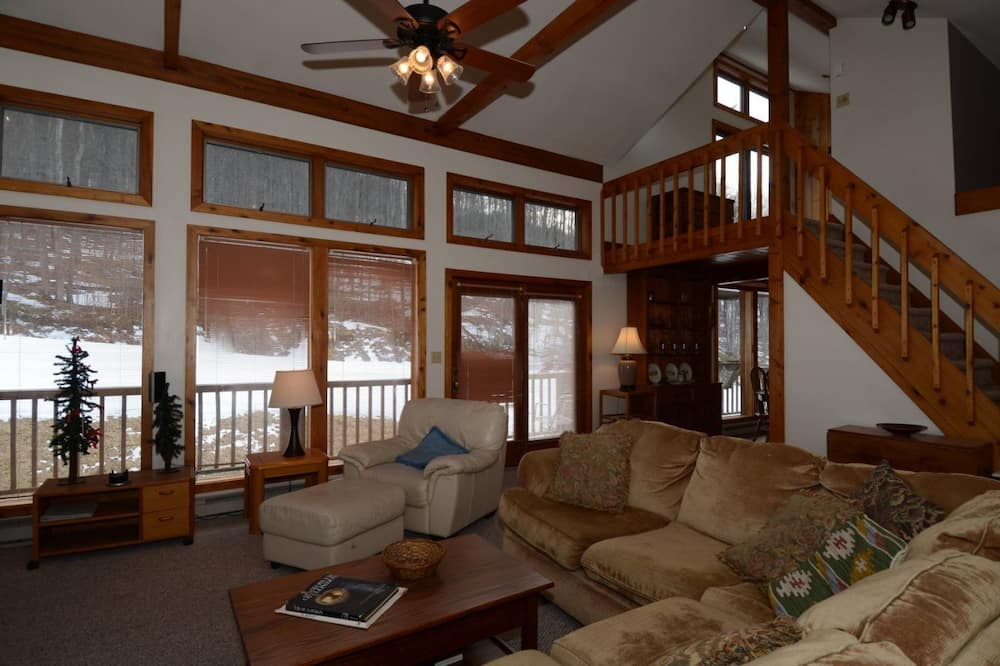 Domek - Obývací pokoj