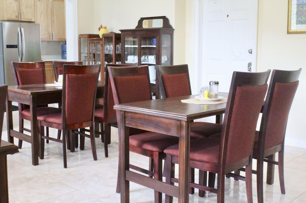 ห้องอาหารเช้า