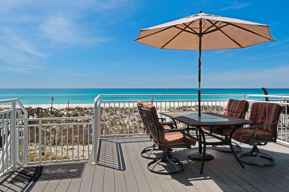 House, Multiple Beds, Balcony, Ocean View - Balcony