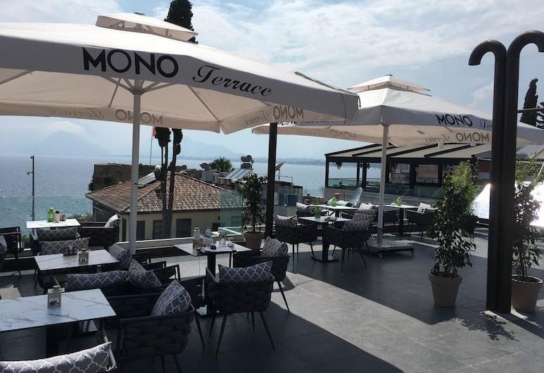 Mono Hotel, Antalya, Terrace/Patio