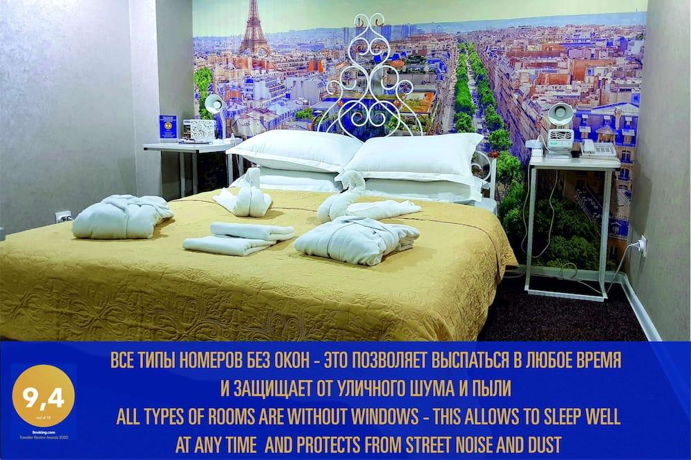Habitación Confort, 1 cama doble - Imagen destacada