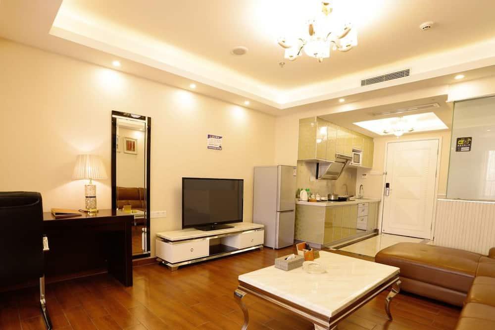 Executive Queen Room (Free Shuttle in Canton Fair) - Living Room