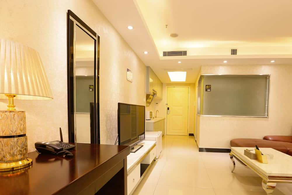 Executive Twin Room (Free Shuttle in Canton Fair) - Living Room