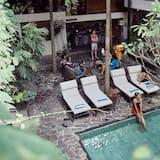 Poolside Suite  - Udendørs pool