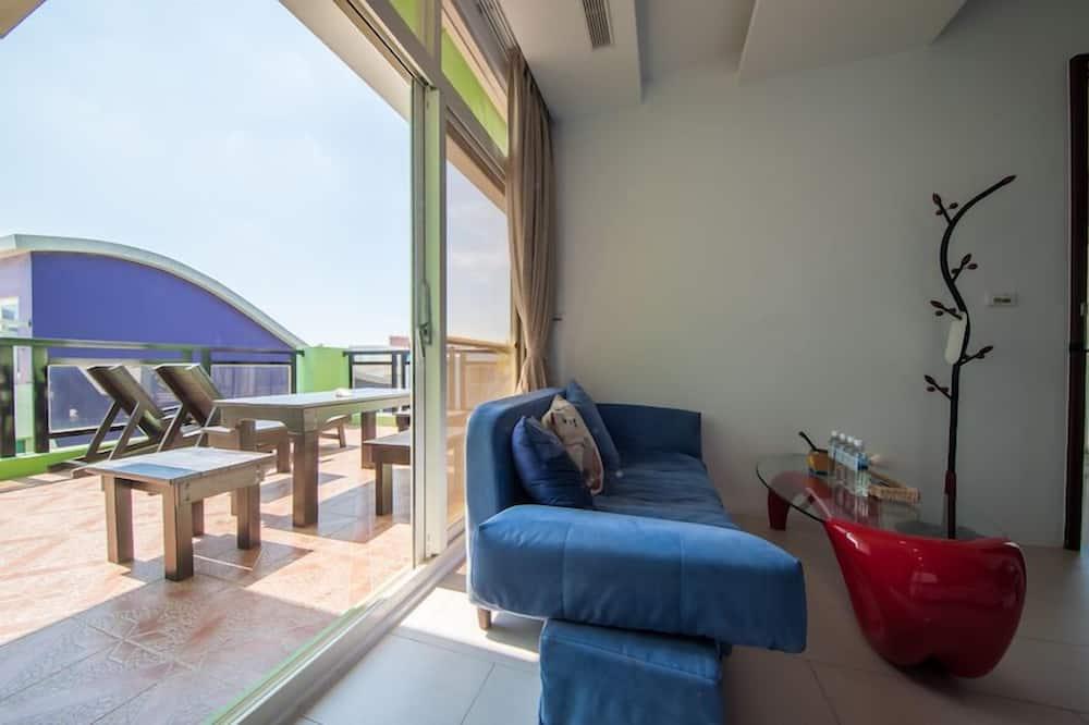 Pokój dla 4 osób - Powierzchnia mieszkalna