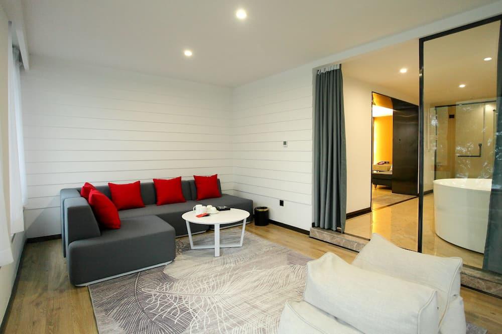 Habitación Deluxe doble, vistas a la montaña - Habitación
