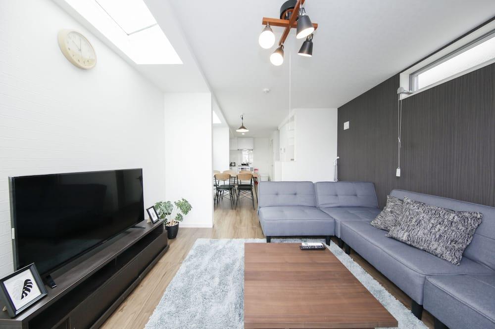 Dom Design - Powierzchnia mieszkalna