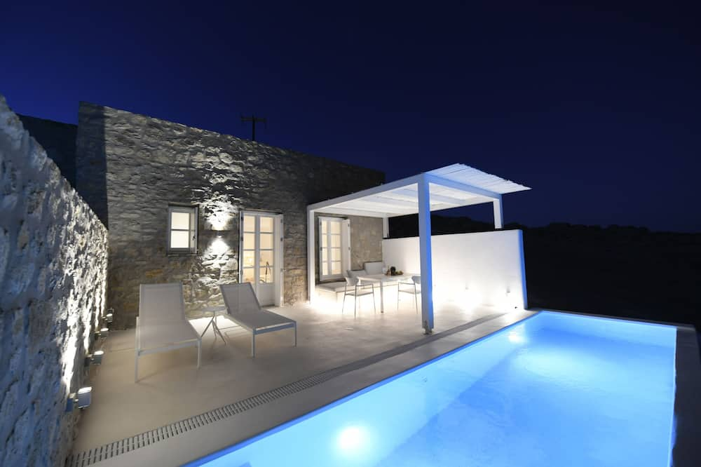 Superior Double Room, Private Pool, Sea View - Private pool