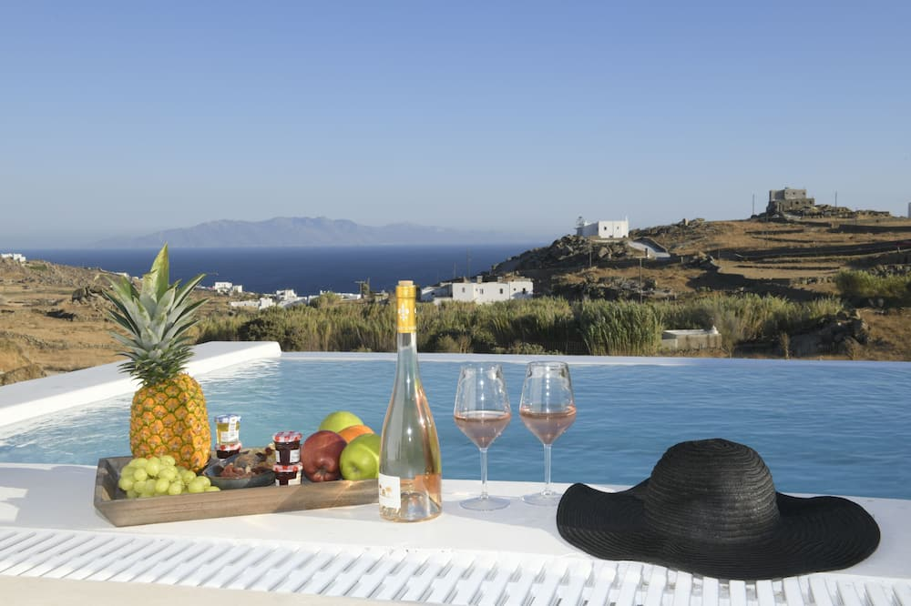 Deluxe Double Room, Private Pool, Sea View - Private pool