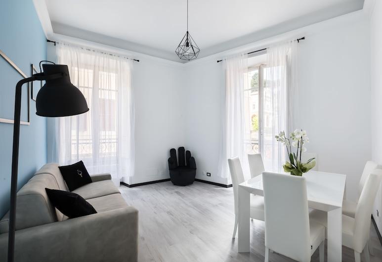 A World Aparts - The Artist's Suite, Roma, Appartamento, 2 camere da letto, Soggiorno