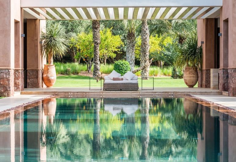 Zagora and Marhba Villas Marrakech - By EMERALD STAY, Marrakesh, Vila Mewah (Zagora), Kolam renang pribadi