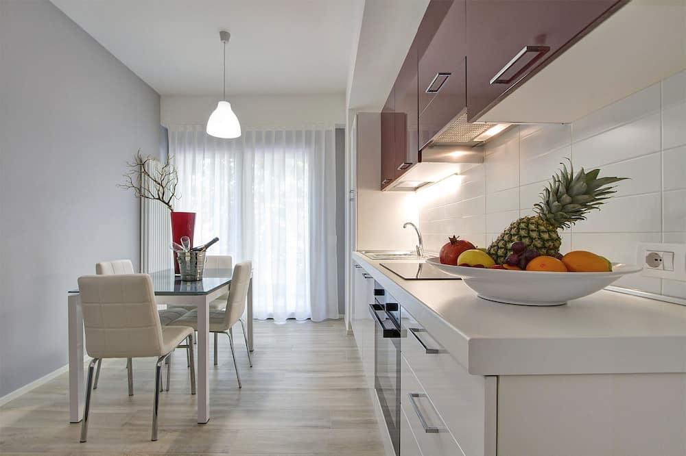 Apartamentai su patogumais (Parigi Londra) - Svetainės zona