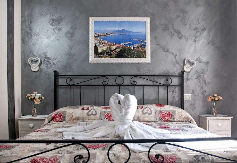 那不勒斯沃格里亞酒店, 那不勒斯, 豪華客房, 客房
