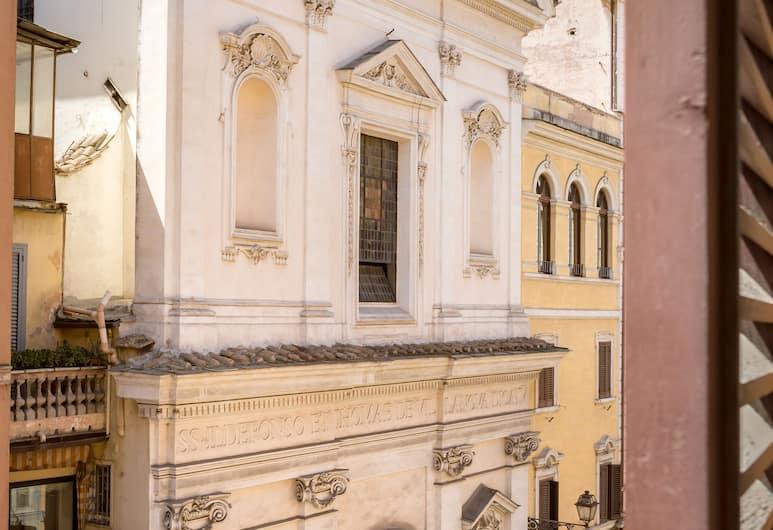 西斯蒂娜套房酒店, 羅馬, 公寓, 1 間臥室, 客房景觀