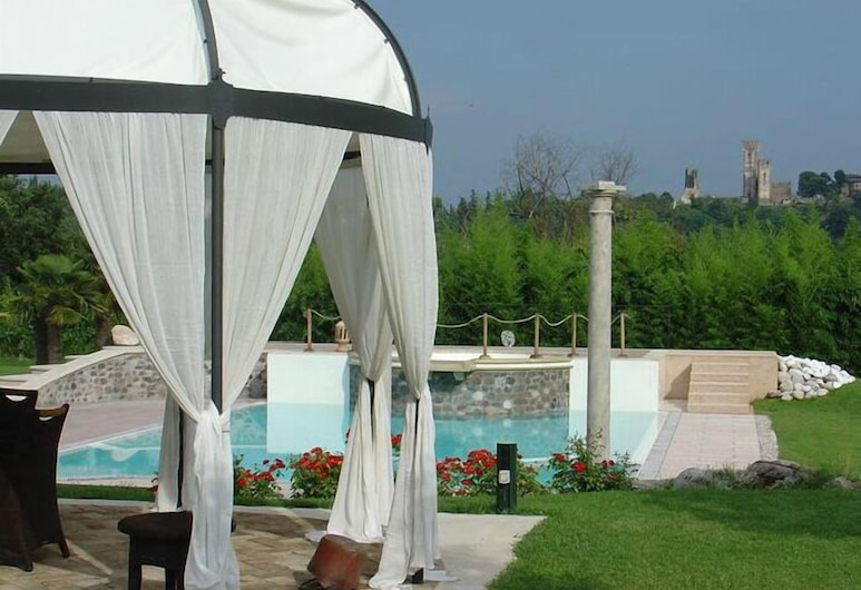 吉安加莱亚佐子爵农庄酒店, Valeggio sul Mincio
