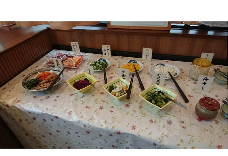 Smile Hotel Nagoya Shinkansenguchi, Nagoya, Veitingastaður