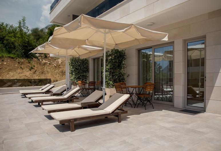 Casa Nuova, Kotor, Appartement, vue mer, Terrasse/Patio